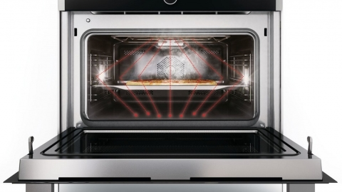 The Technology Behind Microwave Ovens Picture